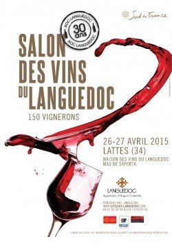 Pierre clavel in vino veritas for Calendrier salon des vins