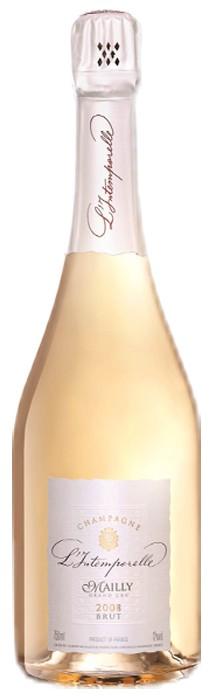 FRANCE - CHAMPAGNE - Mailly Grand Cru Cuvée Intemporelle 2008